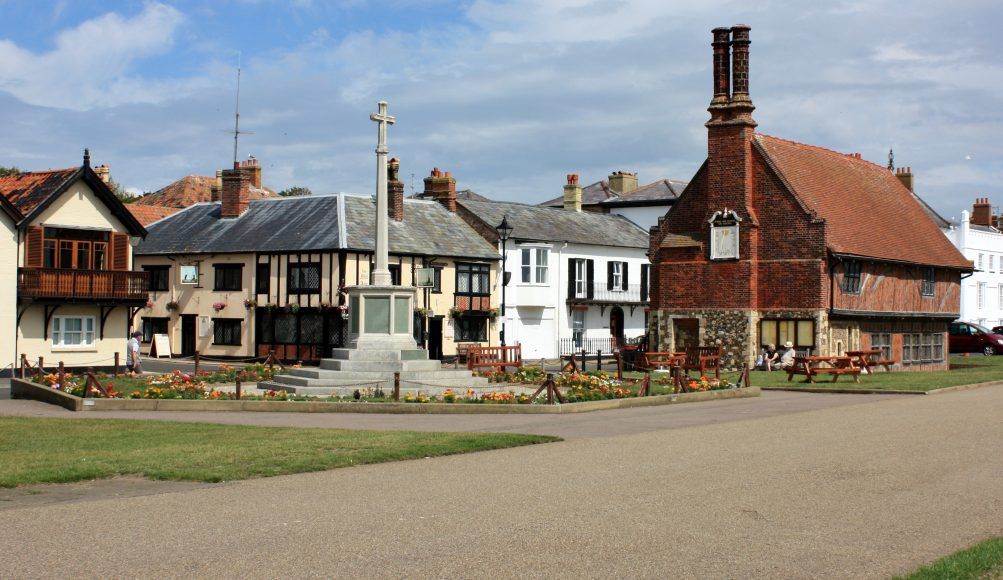Aldeburgh Old Mout Hall