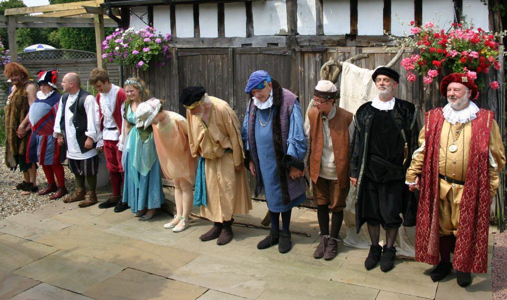 Shakespeare in Suffolk