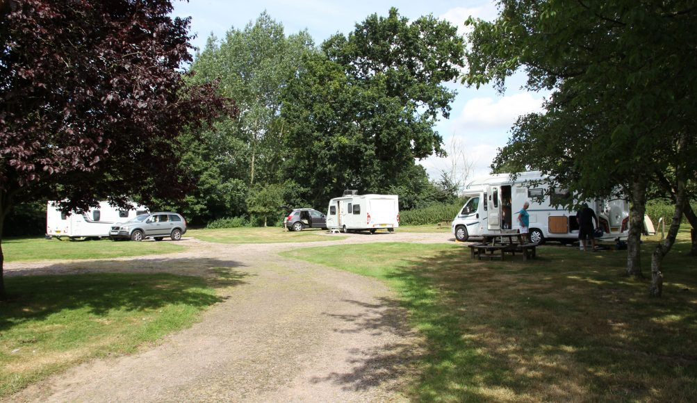 Caravans Suffolk